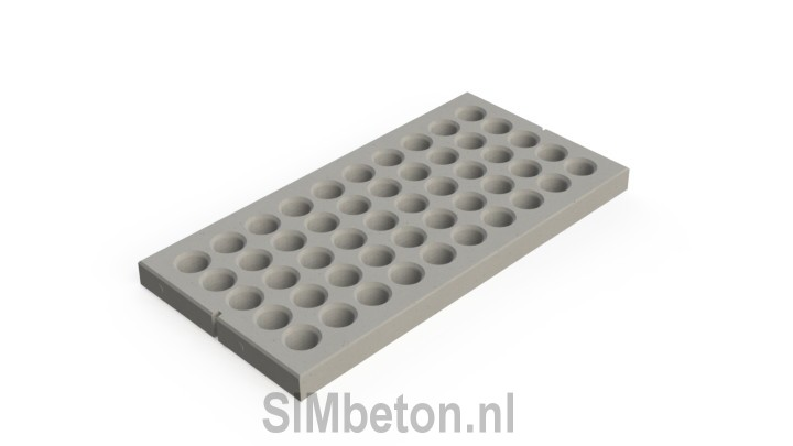SIMgras® Grasbetonplatten