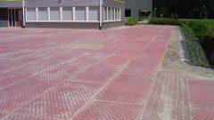 Farbige Betonplatten Colore