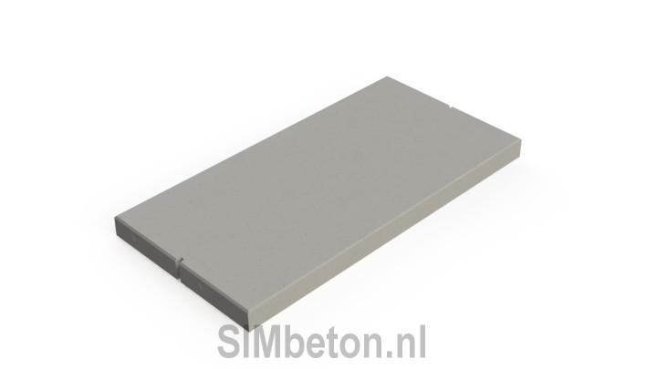 SIMvlak® Industrie-platten   SIMbeton.de