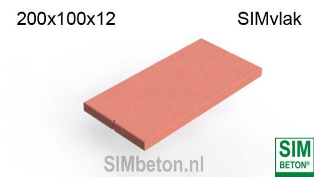 SIMvlak Colore Gefärbte Betonplatten SIMbetonde - Farbige betonplatten