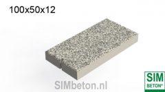 Betonplatten Terrazzo